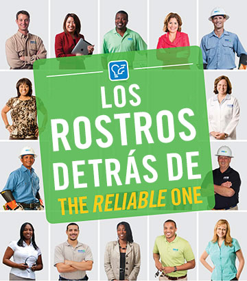 Rostros detrás de The Reliable One